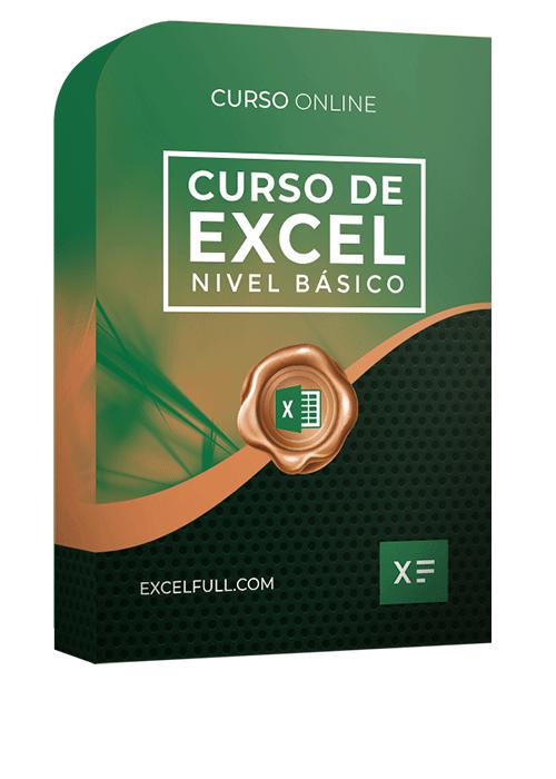 Curso De Excel Completo, Niveles Básico, Intermedio Y Avanzado.