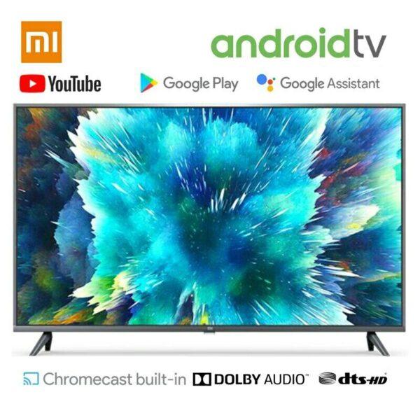 """Xiaomi Mi 4S TV 43"""" Smart HD LED-TV 4K Ultra Tuner WIFI Bluetooth - Compra aparatos electrónicos a domicilio en Colombia"""