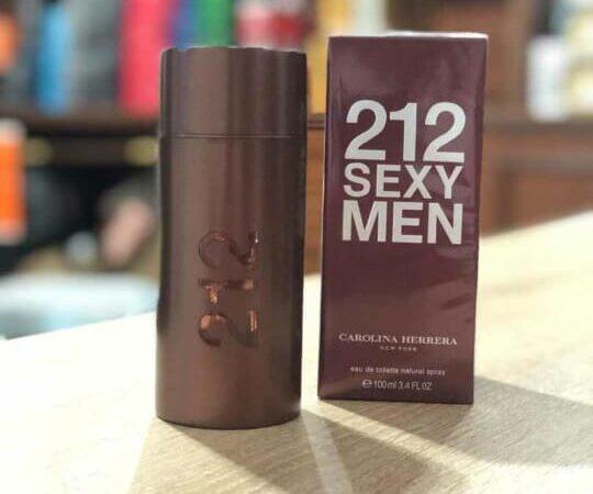 Perfume 212 SEXY MEN de Carolina Herrera